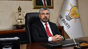 Başkan Aksu; ''15 Temmuz Gecesi Türk Milleti Kahramanlık Destanı Yazdı''