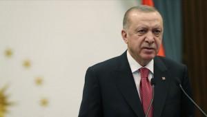 Cumhurbaşkanı Erdoğan: Eserlerimizle ülkemizin dört bir yanına mührümüzü vurmayı sürdüreceğiz