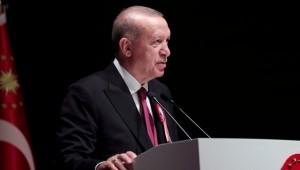 Cumhurbaşkanı Erdoğan: Türkiye'nin savunma sanayisinde katettiği mesafe tüm dünyanın örnek aldığı bir başarı hikayesidir