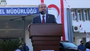 Cumhurbaşkanı Tatar: Polis gücünün takviye edilmesi KKTC adına çok olumlu bir gelişme