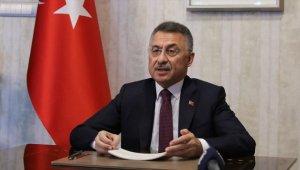 Cumhurbaşkanı Yardımcısı Oktay: FETÖ ihanetinin affı yoktur