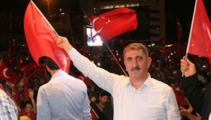 Fuat Köktaş; ''15 Temmuz Türk milletinin topyekûn kıyamıdır, şahlanışıdır''