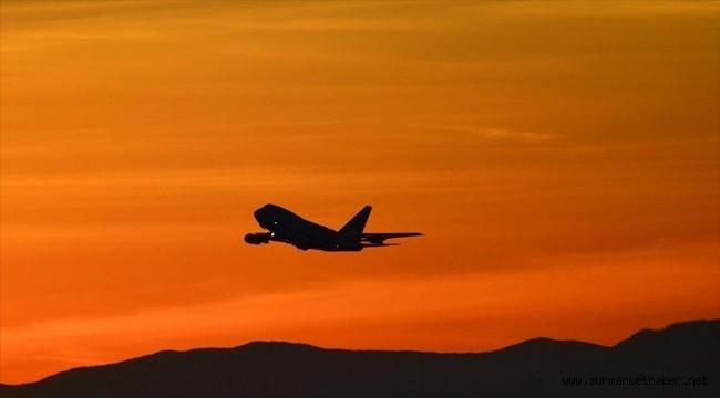 Rusya'da radardan kaybolan uçak sert iniş yaptı