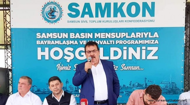 SAMKON 'dan Samsun İçin Birlik ve Beraberlik Çağrısı