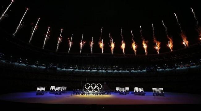 Tokyo 2020'nin açılış seremonisi gerçekleştirildi