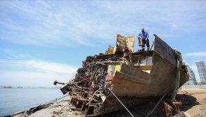 Yılın ilk yarısında hurda gemilerden ekonomiye 157 milyon dolar katkı sağlandı