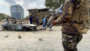 Kabil'deki havalimanı yakınlarına 5 roket düştü