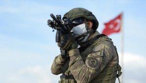 Barış Pınarı bölgesine saldırı girişiminde bulunan 10 PKK/YPG'li terörist etkisiz hale getirildi