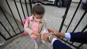 Okullarda Kovid-19 tedbirleri en süt düzeyde uygulanıyor