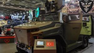 Yüzde Yüz Yerli ve Milli Üretim Olan PUSAT Zırhlı Aracı Türkiye'nin Gururu Oldu