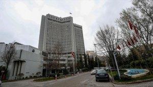 Hadsiz 'Kavala' açıklamasının ardından 10 Büyükelçi Bakanlığa çağırıldı