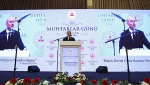 İçişleri Bakanı Süleyman Soylu: Ankara'da Muhtar Evi açılacak