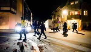 Son Dakika! Norveç'te okula silahlı saldırı